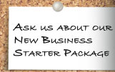 Cox Web & Design - New Business Starter Package