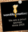 Cox Web & Design - Proud sponsor for the Wearable Creationz